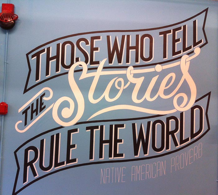 Those who tell the best stories rule the world 22 story telling tips inspired by pixar